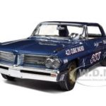 1962 Don Gays Pontiac Catalina 421SC 1/18 Diecast Car Model by Autoworld