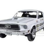 1968 Al Joniecs Ford Mustang Super Stock Eliminator 1/18 Diecast Model Car by Autoworld