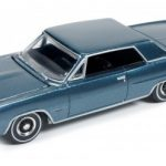 Autoworld Muscle Cars Release 4A Premium Licensed Set Of 6 Cars 1/64 Diecast Model Cars by Autoworld