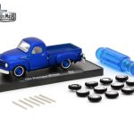 Auto Wheels 6 Cars Set Release 4 IN BLISTER PACK 1/64 Diecast Model Cars by M2 Machines