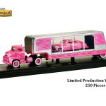 Auto Haulers Release 17 B 3 Trucks Set 1/64 Diecast Models by M2 Machines
