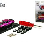 Auto Wheels 3 Cars Set Release 2 IN BLISTER PACK 1/64 Diecast Model Cars by M2 Machines