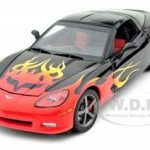 2009 Chevrolet Corvette LS3 Cusom Coupe Diecast Car Model 1/24 1 of 2009 Produced by Franklin Mint