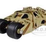 The Dark Knight Rises Batmobile Tumbler Camouflage 1/18 Diecast Car Model by Hotwheels