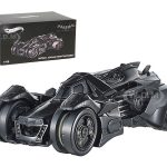 Batman Arkham Knight Batmobile Elite Edition 1/43 Diecast Car Model by Hotwheels