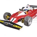 1976 Ferrari 312 T2 #1 Niki Lauda Monaco GP Elite Edition 1/18 Diecast Car Model by Hotwheels