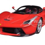 Ferrari Laferrari F70 Hybrid Red 1/18 Diecast Car Model by Hotwheels
