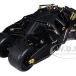 The Dark Knight Trilogy Movie Batmobile Tumbler 1/18 Diecast Model Car by Hotwheels