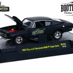 Bootleggers 6 Piece Set Release BL02 IN DISPLAY CASES 1/64 Diecast Model Cars by M2 Machines