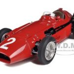 Maserati 250F #2 1957 GP France Fangio  Limited to 2000pc 1/18 Diecast Model Car by CMC