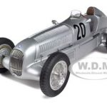 Mercedes W25 #20 1934 Eifelrennen #20 M.V.Brauchitsch Limited to 2000pc 1/18 Diecast Model Car by CMC