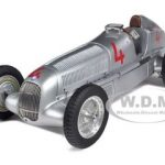 1935 Mercedes W25 #4 Luigi Fagioli Sieger GP Monaco 1/18 Diecast Model Car by CMC