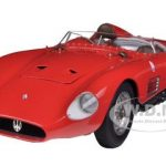 1956 Maserati 300S Red 1/18 Diecast Car Model by CMC