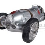Mercedes W125 #4 Richard Seaman 1937 GP Donington Limited to 1000pc Worldwide 1/18 Diecast Model Car by CMC