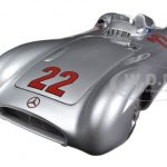 1954 Mercedes W196R Streamliner #22 Herrmann Limited Edition of 1000pc 1/18 Diecast Car Model by CMC