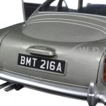 Aston Martin DB5 Silver James Bond 007 From Goldfinger Movie 1/18 Diecast Model Car by Hotwheels