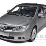 2010 Buick Lacrosse 3.0L V6 SIDI Quicksilver Metallic 1/18 Diecast Model Car by Suntrade