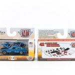 Detroit Muscle 6 Cars Set Release 35 IN DISPLAY CASES 1/64 Diecast Model Cars by M2 Machines