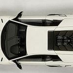 Lamborghini Murcielago LP670-4 SV Bianco Isis/White 1/43 Diecast Model Car by Autoart
