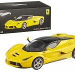 Ferrari Laferrari F70 Hybrid Elite Yellow 1/43 Diecast Car Model by Hotwheels
