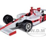 2011 Dan Wheldon R.I.P. Lionheart Tribute Indy Car 1/18 Diecast Model Car by Greenlight