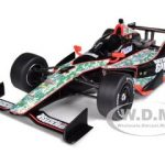 2012 Izod Indy Car J.Hildebrand Jr. #4 Panther Racing National Guard 1/18 Diecast Model Car by Greenlight