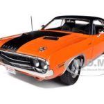 1970 Dardens Dodge Challenger R/T Orange Fast & Furious Movie 1/18 Diecast Model Car by Greenlight