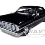 1964 Ford Galaxie 500 Black From MIB Men In Black 3 Movie Limited Edition 1/18 Diecast Model Car by Greenlight