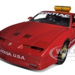 1987 Pontiac Firebird Trans Am GTA Talladega 500 Pace Car Nascar 1/18 Diecast Model Car by Greenlight