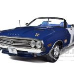 1971 Dodge Challenger Convertible Ontario Speedway Pace Car Limited to 1500pc 1/18 Diecast Model Car by Greenlight