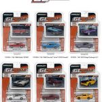 Greenlight Muscle / Release 10 6pc Diecast Car Set 1/64 by Greenlight