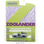 1967 Ford Bronco 2001 Zoolander 1/64 Diecast Car Model by Greenlight
