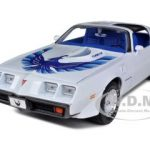 1980 Pontiac Firebird Trans Am White Triple 9 Collection 1 of 999 Produced Worldwide 1/18 Diecast Model Car by Greenlight