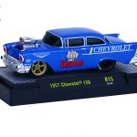 Ground Pounders 6 Cars Set Release 15 IN DISPLAY CASES 1/64 Diecast Model Cars by M2 Machines