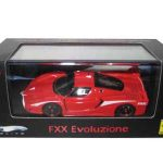 Ferrari Enzo FXX  Evoluzione Red Elite Limited Edition 1/43 Diecast Model Car by Hotwheels