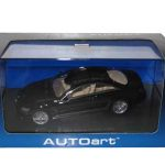 Mercedes CL63 AMG Black 1/43 Diecast Car Model by Autoart