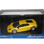 Lamborghini Murcielago Yellow 1/43 Diecast Model Car by Autoart