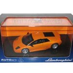 Lamborghini Murcielago Orange 1/43 Diecast Model Car by Autoart