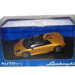 Lamborghini Murcielago Roadster Gold 1/43 Diecast Model Car by Autoart