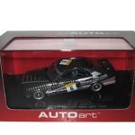 Mercedes 500SEC W126 AMG SPA 1989 #6 1/43 Diecast Model Car by Autoart