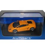 Lamborghini Gallardo LP560-4 Orange 1/43 Diecast Model Car by Autoart