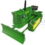 1949 John Deere Model MC Crawler Tractor with Blade 1/16 Diecast Model by Speccast