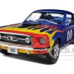 1968 Cooters Ford Mustang GT #00 From The Dukes of Hazzard Movie 1/18 Diecast Model Car by Johnny Lightning