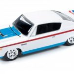 Muscle Cars USA Release 1A Set of 6 Cars 1/64 Diecast Model Cars by Johnny Lightning