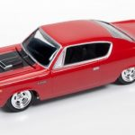 Muscle Cars USA Release 1B Set of 6 Cars 1/64 Diecast Model Cars by Johnny Lightning