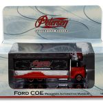 1938 Ford COE Black Petersen Automotive Museum 1/64 Diecast Model by Hotwheels