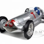 1938 Mercedes W154 T Car Richard Dick Seaman GP France 1/18 Diecast Model Car by CMC