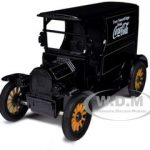 1917 Ford Model T Delivery Coca Cola Truck 1/24 Diecast Model by Motor City Classics