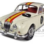 1962 Jaguar Mark II 3.8 #1 Bob Jane Australian Touring Car  Limited to 2000pc 1/18 Diecast Model Car by Model Icons