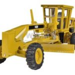 CAT Caterpillar 140H Motor Grader Core Classics Series 1/50 Diecast Model by Norscot